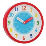 CHILDREN'S TELLTHE TIME NURSERY CLOCK BY LONDON CLOCK COMPANY