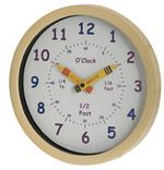 Henley Children's Clock in Cream