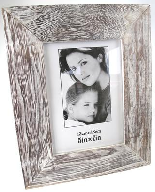 Stone The Crows Wood Relief Large Photo Frame 5X7 Thumbnail 1