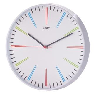 Siddal Multi Coloured Wall Clock Thumbnail 1