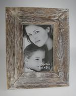 Wood Relief Photo Frame 4 x 6