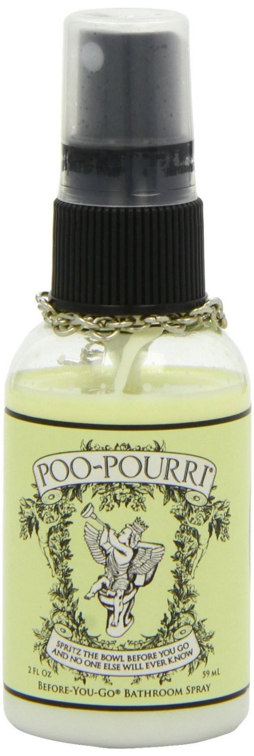 Poo Pourri Original Toilet Spray 2Oz - Ideal For A Gift-Dinner Party-Your Home