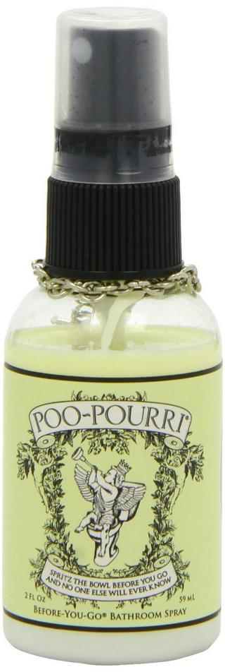 Poo Pourri Original Toilet Spray 2Oz - Ideal For A Gift-Dinner Party-Your Home Thumbnail 1