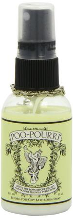 Poo Pourri Original Toilet Spray 4Oz - Ideal For A Gift-Dinner Party-Your Home