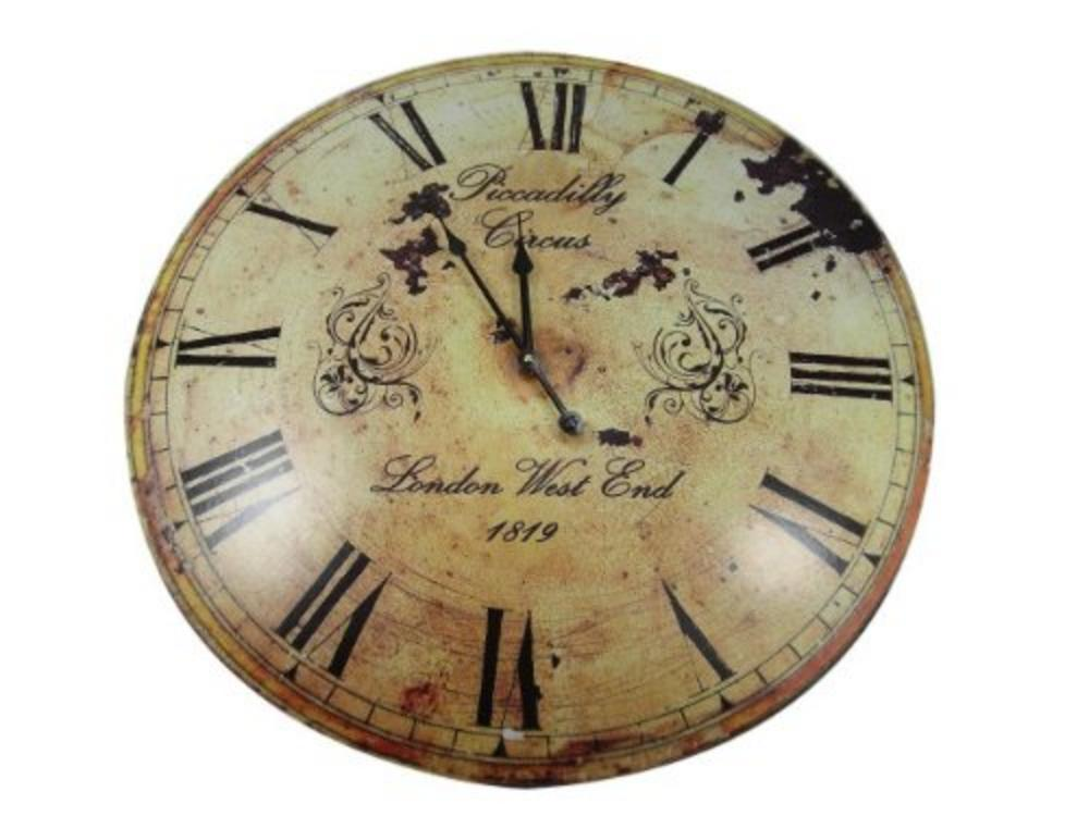 Extra Large Picadilly Wall Clock Adelbrook Discount Store