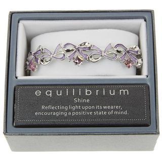 Ornate Purple Bow Design Thumbnail 1