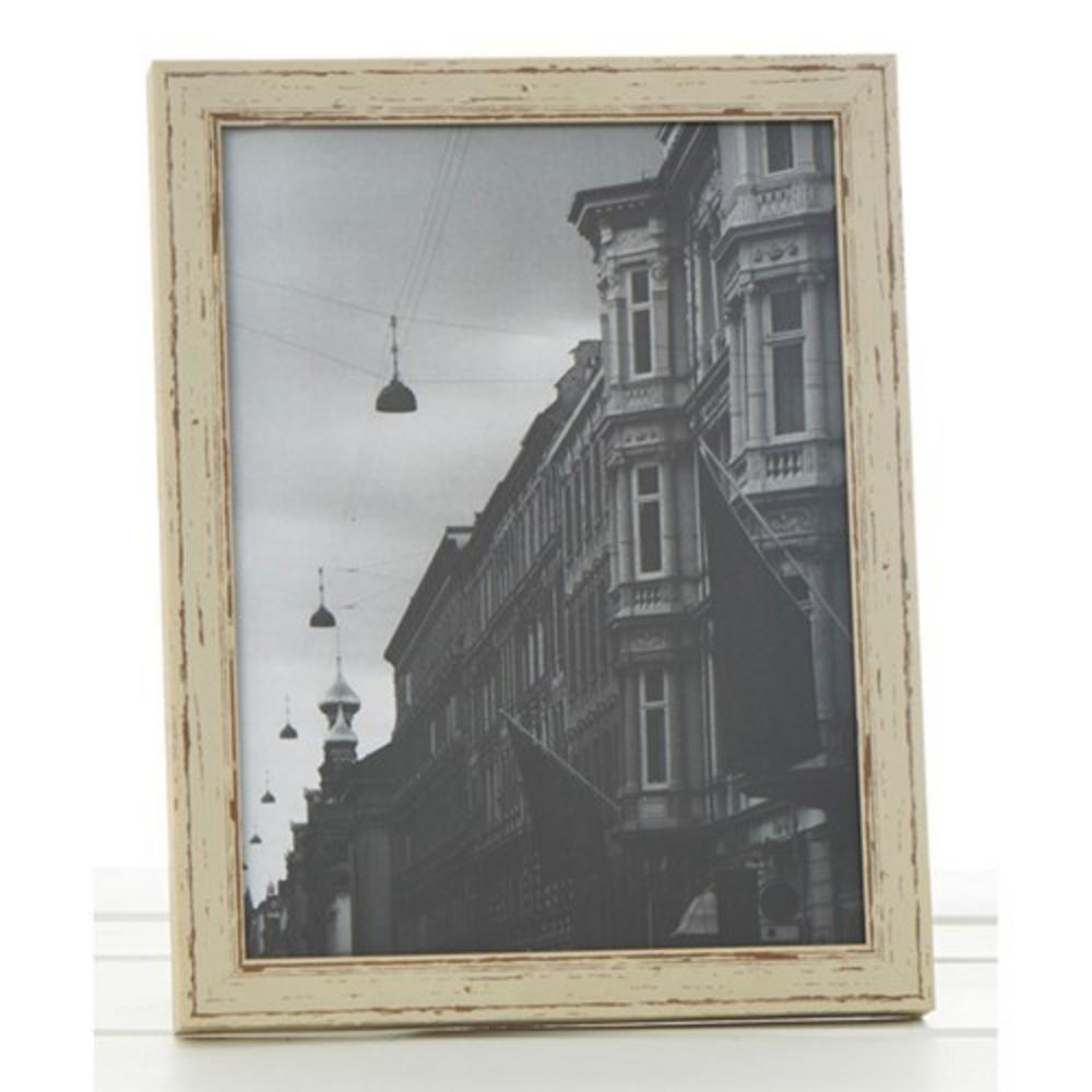 """Shudehill Driftwood Natural Cream Picture Photo Frame - 6"""" X 8"""" - Great Gift"""