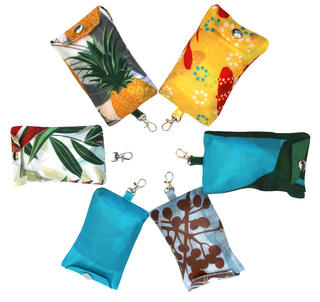 Eco Friendly Reusable Carrier Bag - Hawaiian Range Thumbnail 2