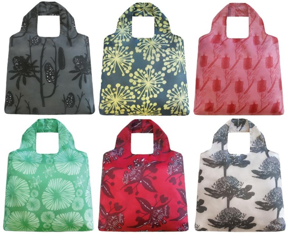 Eco Friendly Reusable Carrier Bag - Australiana Range