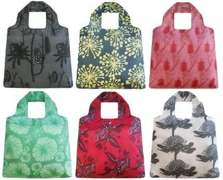 Eco Friendly Reusable Carrier Bag - Australiana Range Thumbnail 1