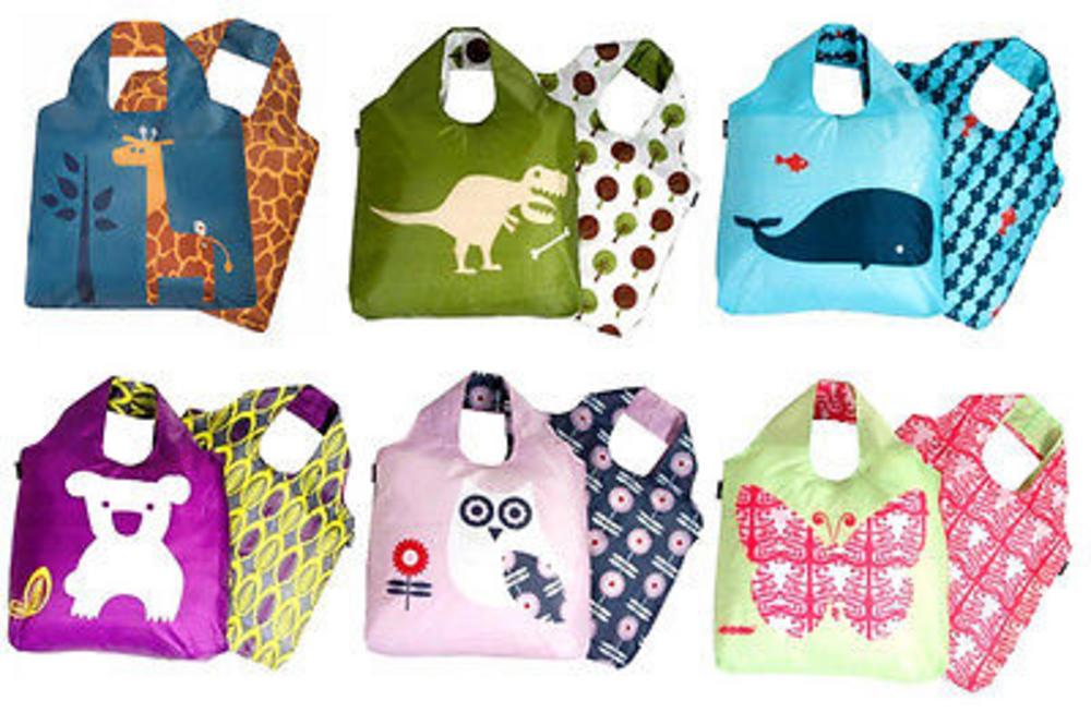 Eco Friendly Reusable Carrier Bag - Kids Range