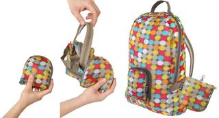 Eco Friendly Reusable Backpack - Mix & Match Collection Thumbnail 3