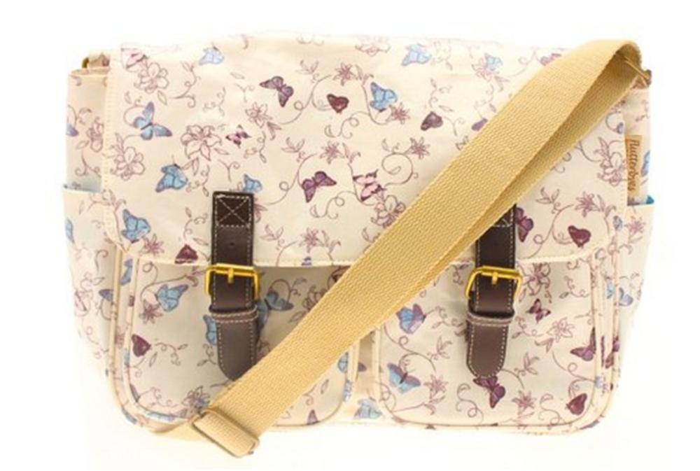 Flutterbyes Saddle Bag