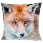 Fox Visage Cushion