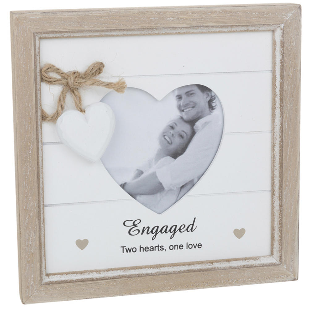 Provence Engaged Photo Frame