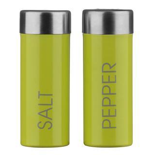 Lime Green Salt and Pepper Pots Thumbnail 1