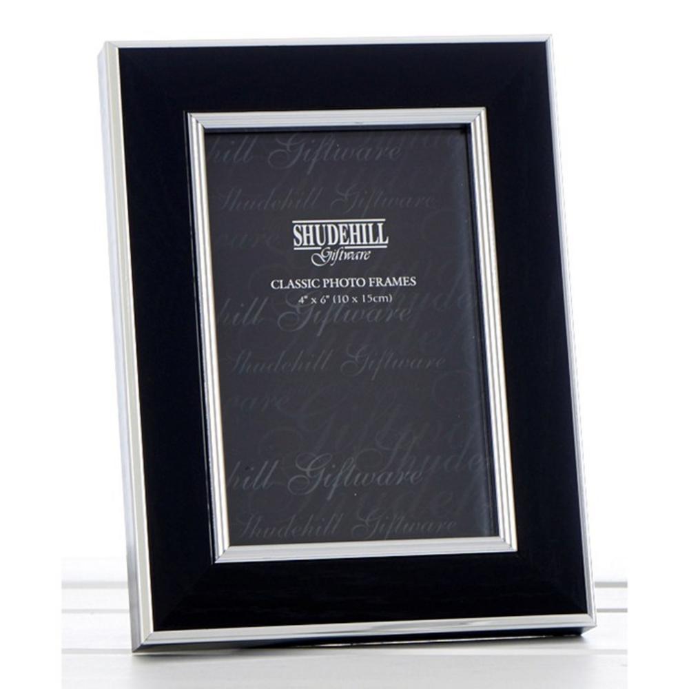 """Shudehill Windsor Black Photo Frame 6"""" x 8"""" / 10cm x 15cm"""