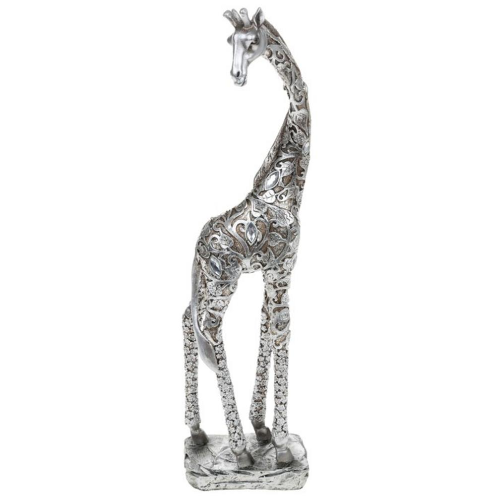 Silver Leaves Giraffe