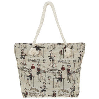 Parisienne Tapestry Bag Thumbnail 1