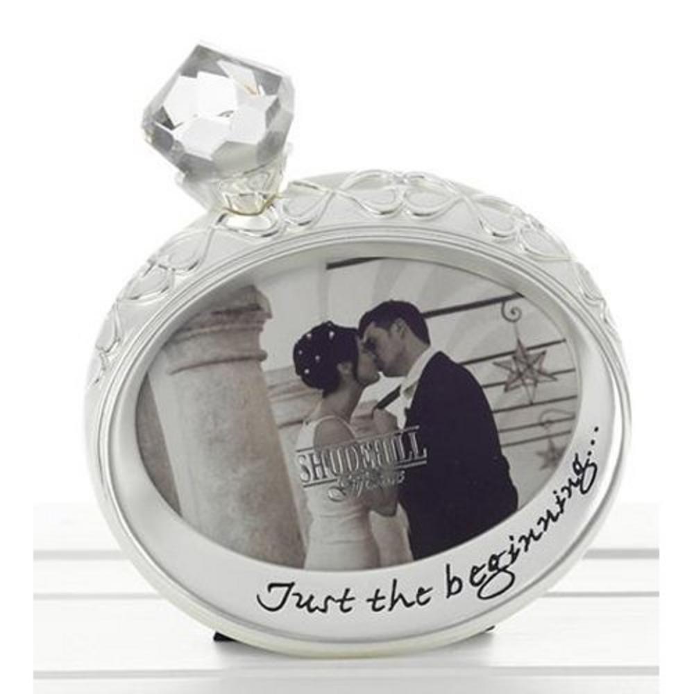 Engagement Ring Photo Frame