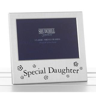 Shudehill Satin Silver Photo Frame - Special Daughter Thumbnail 1