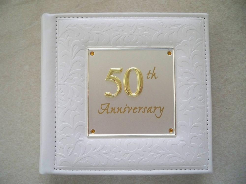 50th Anniversary Photo Album