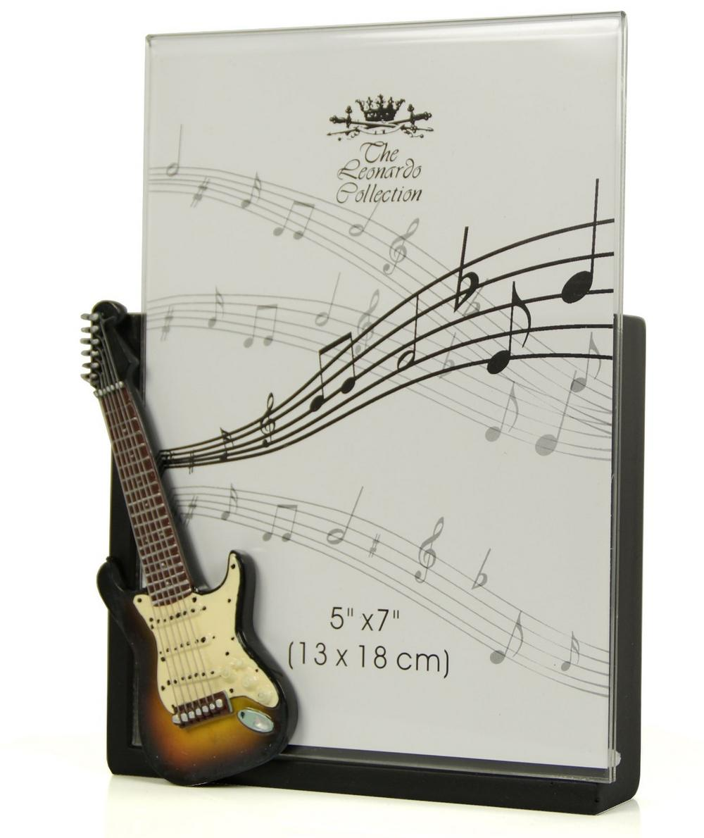 Guitar Photo Frame 5 x 7