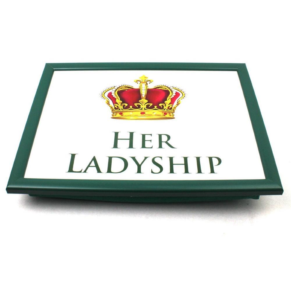 Her Ladyship Laptray