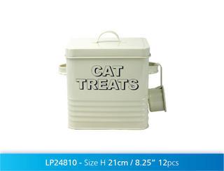 Trendy Cream Cat Treats Thumbnail 1