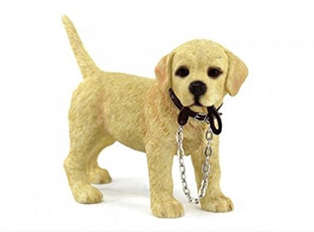 Walkies Standing Golden Labrador