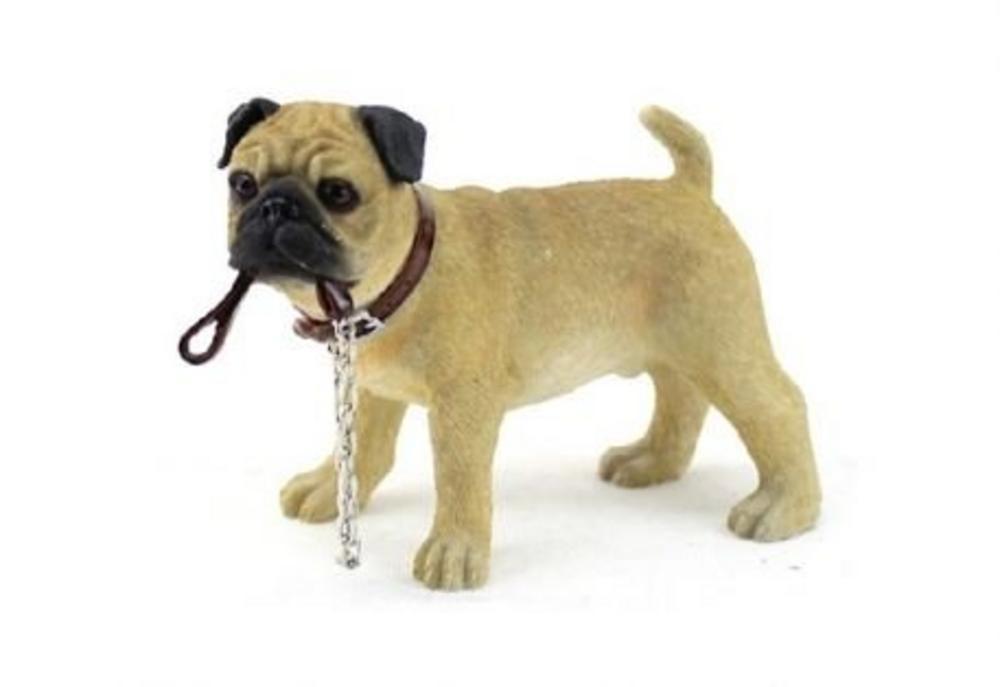 Walkies Standing Pug