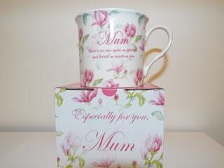 Vintage Lane Box Mug Mum Thumbnail 1