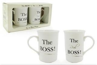 The Boss Mugs Set 2 Thumbnail 1
