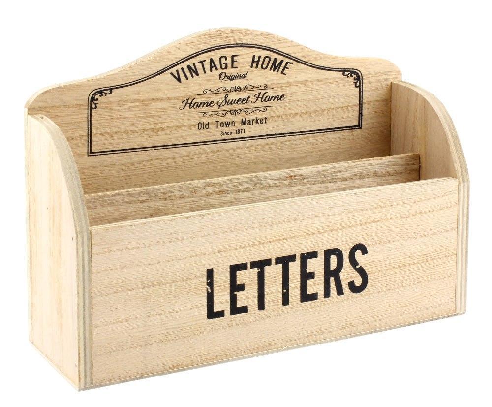 General Store Letter Rack