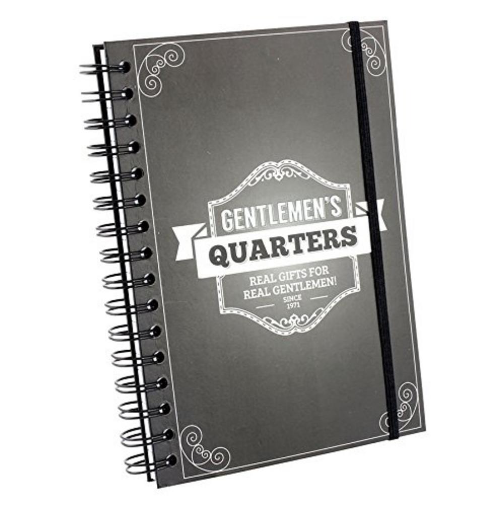 Gentlemans Quarterley Notebook