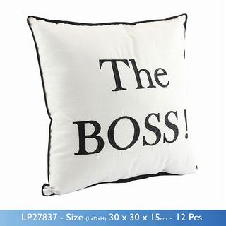 The Boss Cushion Thumbnail 1
