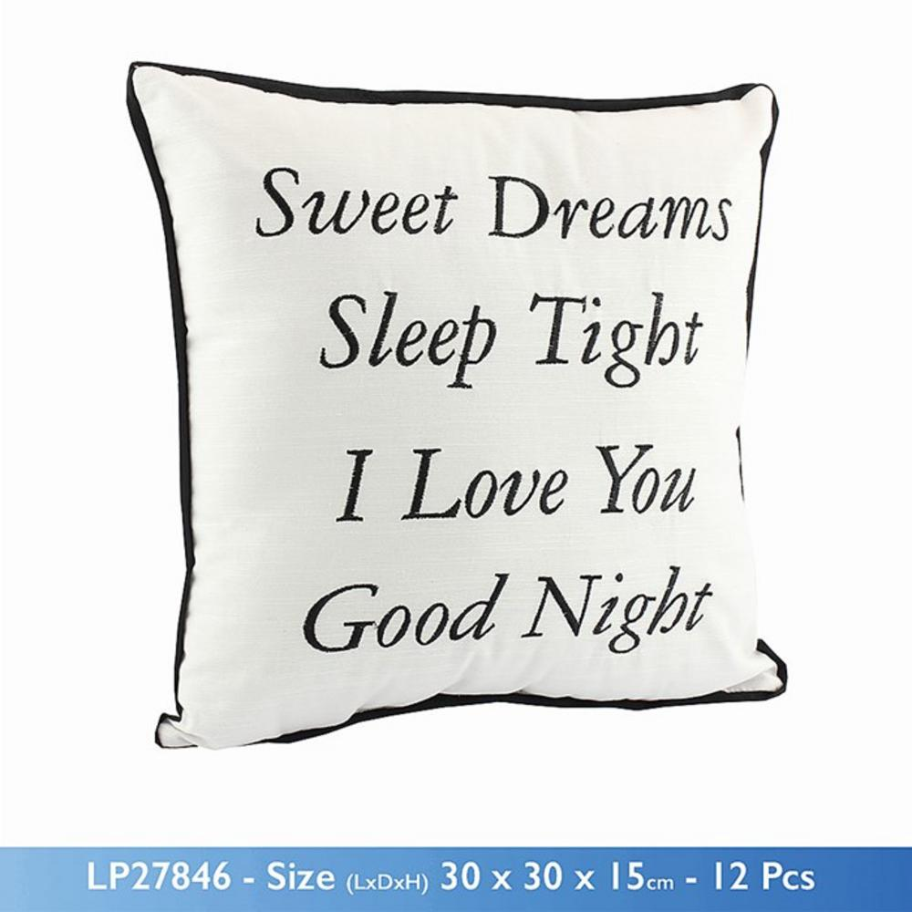 Sweet Dreams Cushion