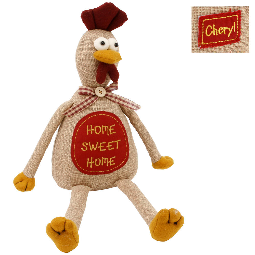 Juliana Home Living Door Stop Modern Character - Cheryl The Chick