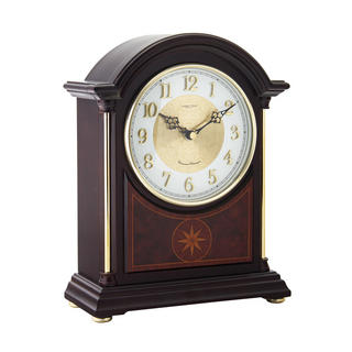 Westminster Break Arch Mantel Clock Thumbnail 1