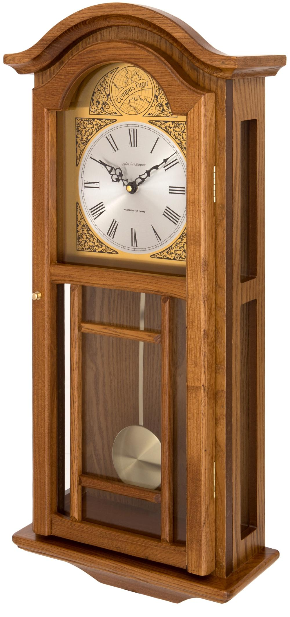 Kempston Westminster Chimes Pendulum Clock