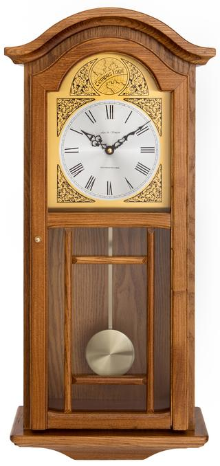 Kempston Westminster Chimes Pendulum Clock Thumbnail 2