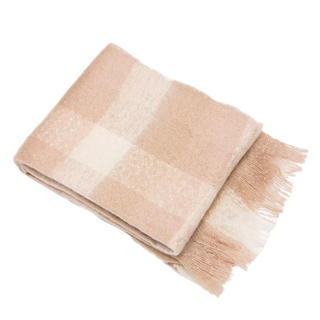Malini Clarence Throw Taupe Thumbnail 1