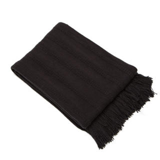 Malini Nile Throw Black Thumbnail 1