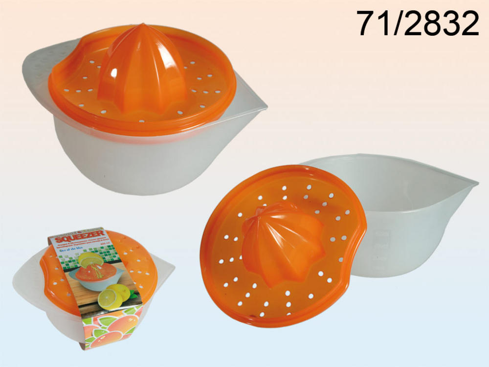 Plastic Fruit Squeezer Juicer 17 Cm