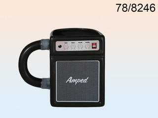 Ceramic Mug Amplifier Design 16 X 10 Cm Thumbnail 1
