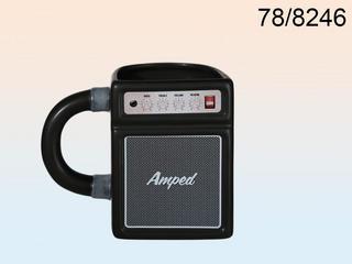 Ceramic Mug Amplifier Design 16 X 10 Cm Thumbnail 1