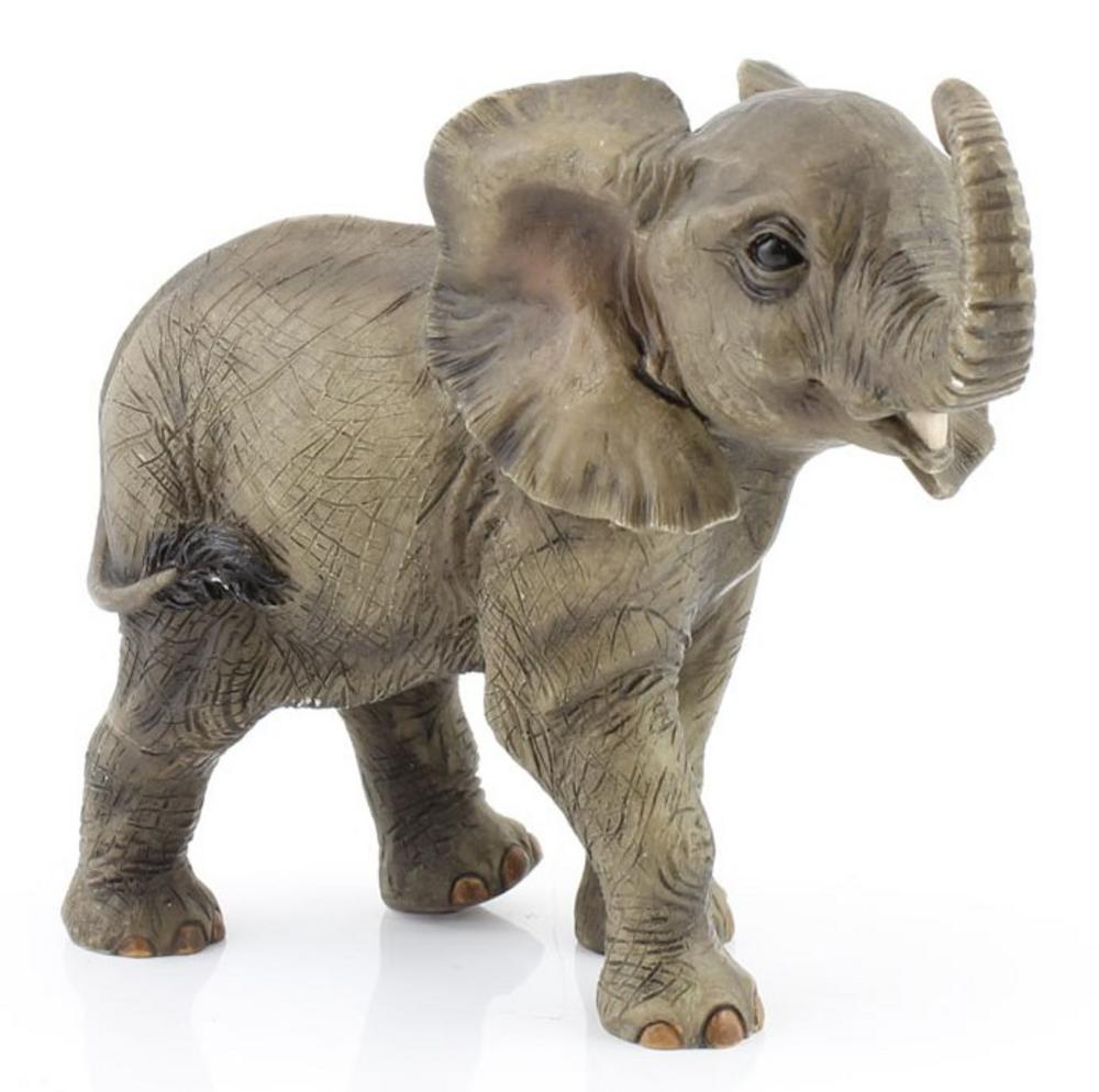 Elephant Calf Ornament