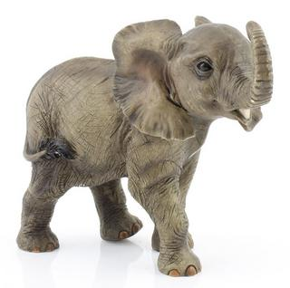 Elephant Calf Ornament Thumbnail 1