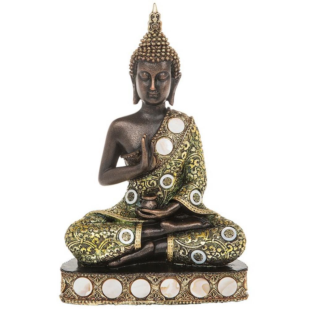 Siam Buddha Sitting Small Thai Statue Figure