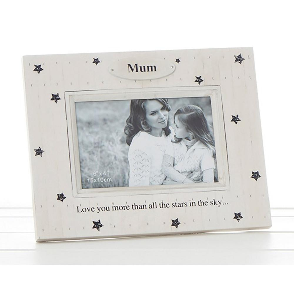 Star Prints Frame Mum Love You More That All The Stars In The Sky
